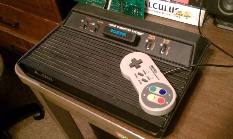 Spike's Technology Blog - Raspberry Pi + Atari 2600 Case